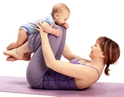 monther-and-baby-yoga-mat
